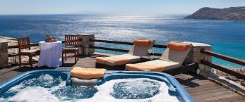Outdoor Jacuzzi Superior Room With Outdoor Jacuzzi Pertaining To Outdoor Jacuzzi