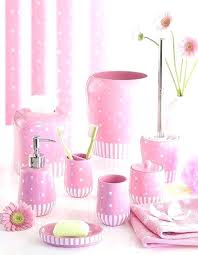s accessies pink bath mat rose mats post