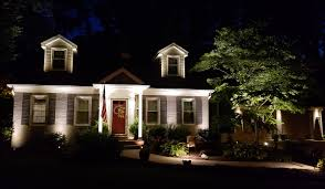 Landscape Design Evansville Indiana Outdoor Lighting Designers Transform Architectural Home
