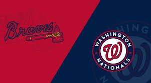 Washington Nationals Vs Atlanta Braves 5 28 19 Starting