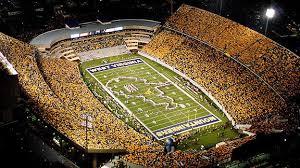 Stadium Tour Milan Puskar Stadium West Virginia The