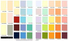 Asian Paints Exterior Color Ideas Creative Colour Chart Wall