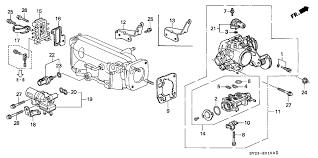 pa a genuine honda valve assy fast idle afd 1994 honda accord 2 door ex leather ka 4at throttle body