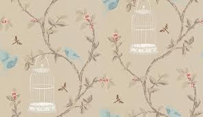vintage birdcage wallpaper. Interesting Birdcage Birdcage Walk By Nina Campbell  Metallic Silver  Gold  Wallpaper Direct Throughout Vintage W