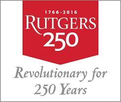 rutgers250 logo