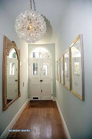 decorate narrow entryway hallway entrance. Pictures Along Hallway Walls Desiretoinspire.net - Reader Request Long Narrow Decorate Entryway Entrance