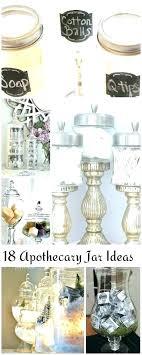 decorative apothecary jars bathroom bathroom apothecary jars bathroom apothecary jars lovely apothecary jar ideas bathroom apothecary