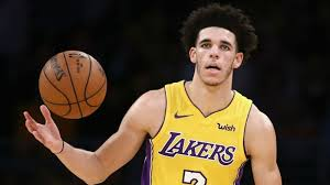 Image result for lonzo ball in action