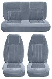 1989 chevrolet truck parts interior soft goods seat upholstery classic industries