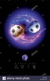 4 Pics 1 Word Lights Soccer Ball With Blue Flame Soccer Cup Vector Vectors Stock Photos Soccer Cup Vector