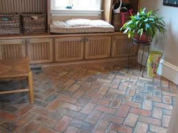 Old Chicago Brick Floor Tile. This stunning brick veneer started life many  decades ago as