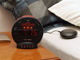 the sonic alarm clock review the best option for heavy sleepers business insider