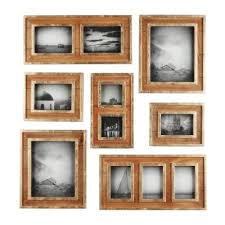 gallery wall set picture frames