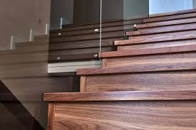 add some class with glass railings