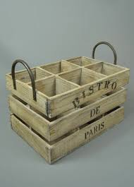 bottle storage box rustic wooden crate style wine beer bottle holder four seasons liverpool