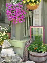 inspiring idea old windows in the garden decor