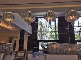 the l a grand hotel downtown the lobby great atmosphere
