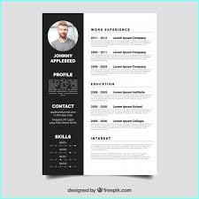Free Modern Resume Template Downloads Modern Resume Template Free Download For Freshers Resume Resume