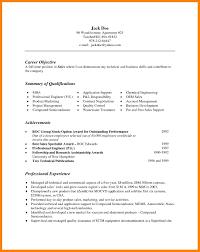 7 Bullet Points On Resume Quit Job Letter