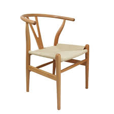 hans j wegner inspired wishbone y chair beech free uk delivery