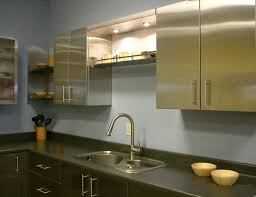Kitchen Cabinet For Sink Kitchen Silver Star Stainless Steel Kitchen Base Cabinet With
