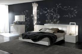 awesome bedrooms black. black white and silver bedroom home design contemporary awesome bedrooms d