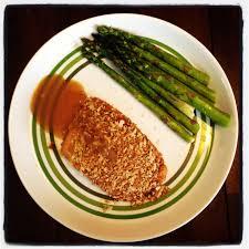 Panko Crusted Miso Salmon Recipe
