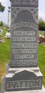 "Mary ""Polly"" Carpenter Patton (1782-1871) - Find A Grave Memorial"