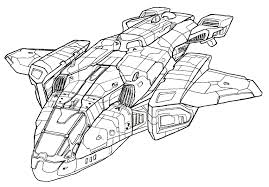 Small Picture Halo warthog coloring pages