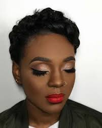 clic makeup look for prom