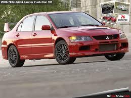 2006 Mitsubishi Lancer Evolution Specs and Photos | StrongAuto