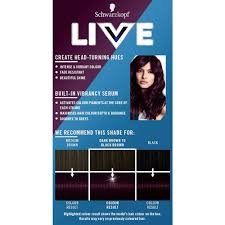 Schwarzkopf Live Intense Colour Mystic Violet 087 Permanent Hair Dye