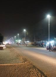 Street Lighting Design Solar Street Lighting Gabons Challenges Sunna Design