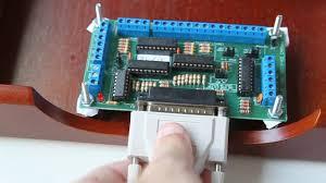 cnc electronics 4 mounting the breakout board wmv