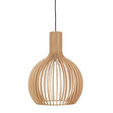 wood lighting fixtures. Natural Bottle Head Shaped Wood Pendant Lights Cage Bulb Basic Model Inside Suitable For Japanese Room Lighting Fixtures B