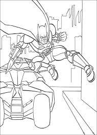 Batman Kleurplaat Jouwkleurplaten