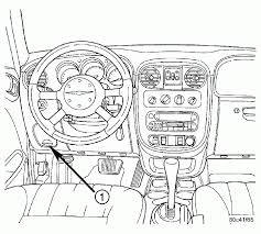 Chrysler pt cruiser fuse box location diy wiring diagrams adding in box large size