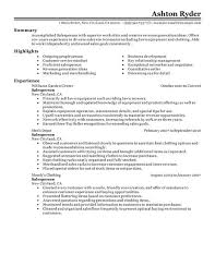 Resume Retail 12 Part Time Sales Associate Example Suiteblounge Com