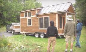 my tiny house. Moving My Tiny House For The First Time