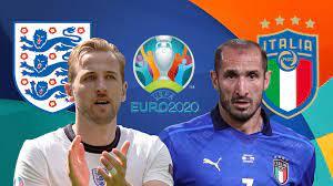 Euro 2020 final ...