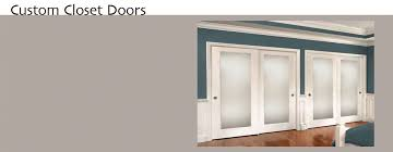 with a wide selection of sliding closet doors