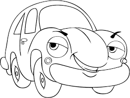 cars drawings for kids. Perfect For Image  Cars Cartoons For Kids Throughout Cars Drawings For Kids