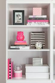 pink office decor. Karen Davis\u0027 Playful \u0026 Pink Office {Office Tour} | Sayeh Pezeshki LA Brand, Logo And Web Designer Decor