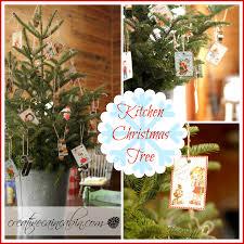 Kitchen Christmas Kitchen Christmas Tree Creative Cain Cabin