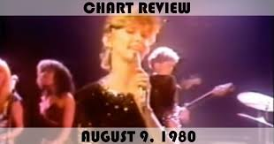 Chart Review August 9 1980 Music Charts Archive