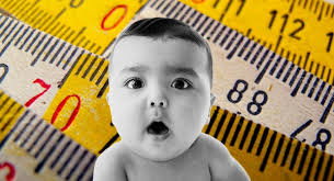 Baby Head Size Chart During Pregnancy Does The Size Of A Babys Head Indicate How Intelligent The