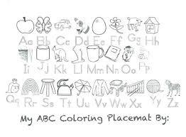Alphabet Coloring Pages Az Pdf Preschool A Z Info Kid Printable