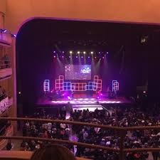 Roh Hammerstein Ballroom Seating Chart Hammerstein Ballroom Virtual Seating Chart 2019