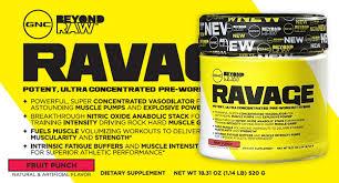 beyond raw ravage