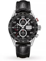 tag heuer watches goldsmiths tag heuer carrera calibre 16 mens watch